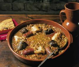 Restaurantes Cocina cántabra