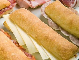 Bocadillos-Sandwiches