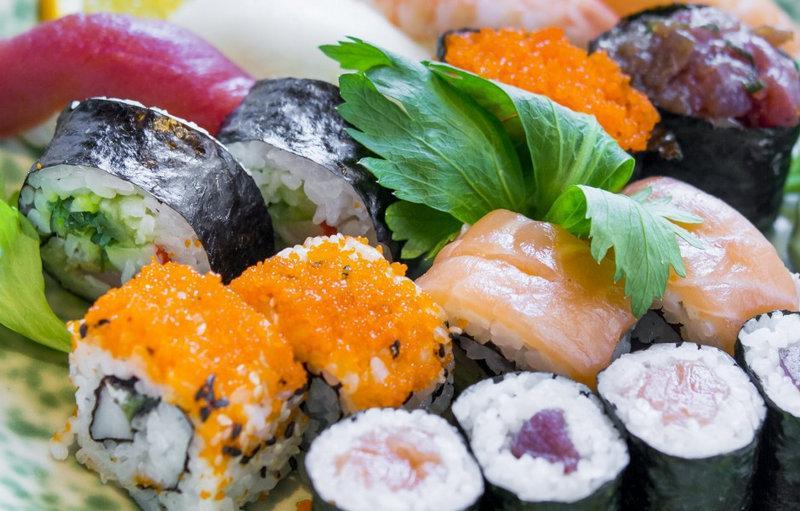 Restaurantes Sushi en Navarra