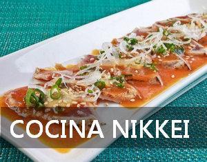 Restaurantes Cocina Nikkei