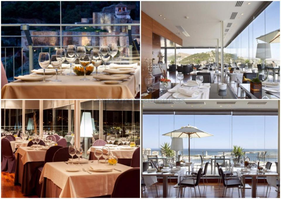 Restaurante Ac Malaga Palacio Restaurant Málaga