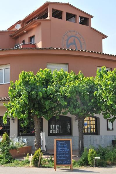 Hostal Restaurant Alberana