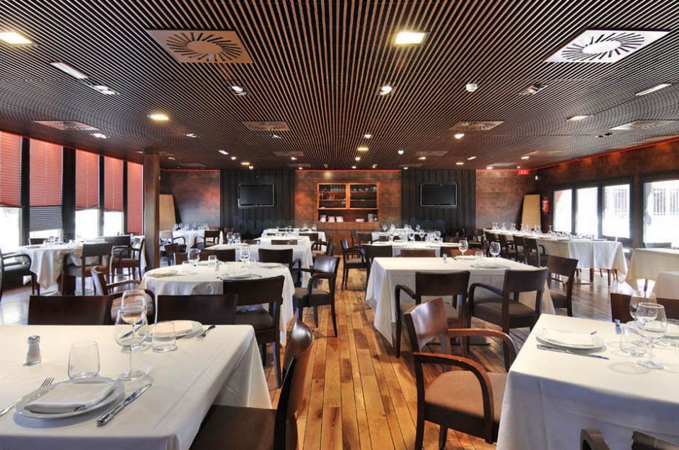 Restaurante antigua casa narcisa madrid - Casa arabe madrid restaurante ...