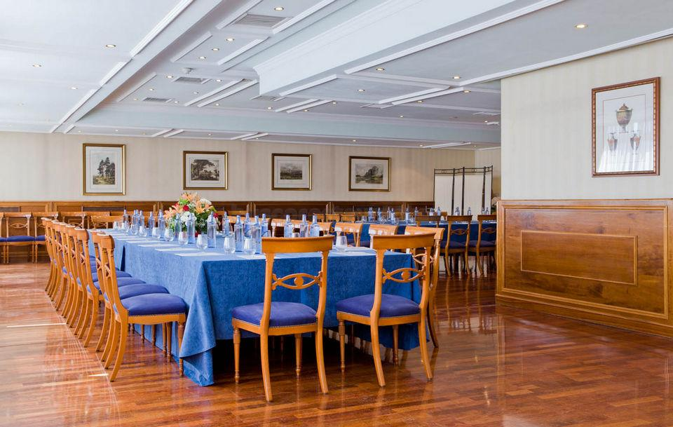 Antigua Embajada (Hotel Palacio San Martin)