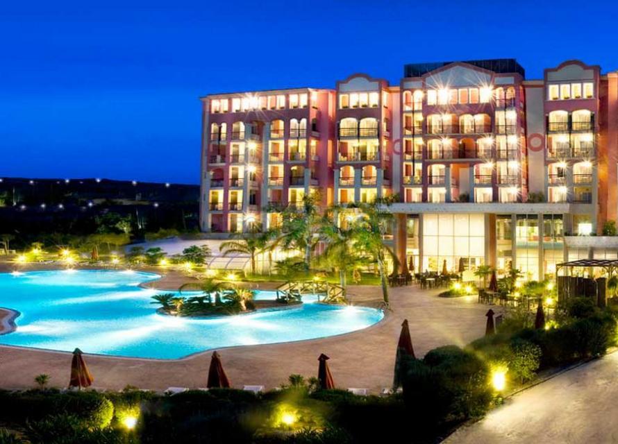 Arrocería Hotel Bonalba