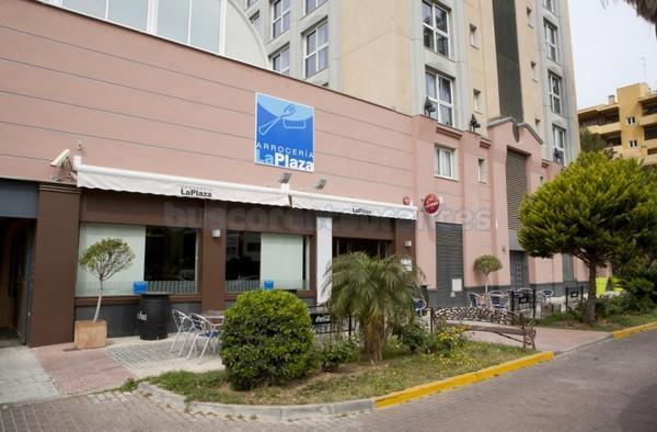 Arrocería La Plaza Sevilla