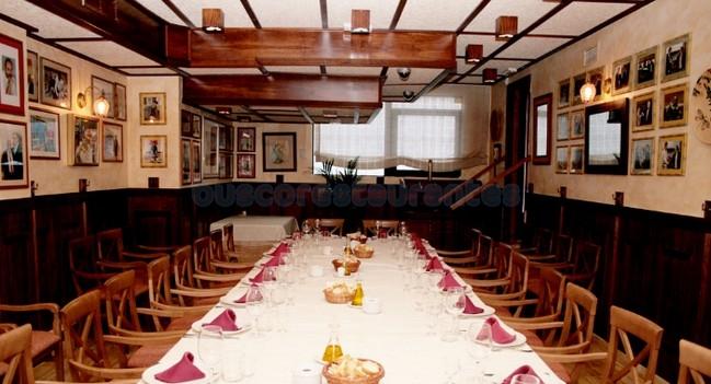 Restaurante asador casa juan madrid - Casa arabe madrid restaurante ...