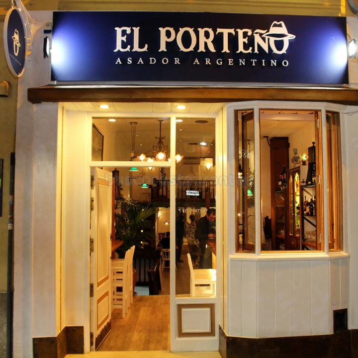 """Asador """"El Porteño"""""""