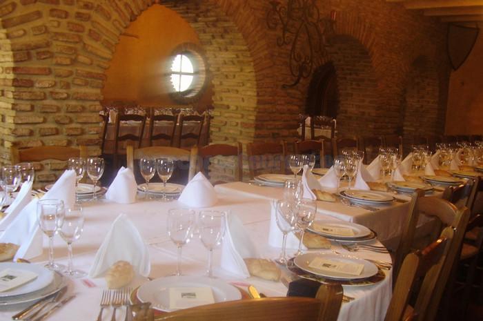asador restaurante La Casa De Piedra