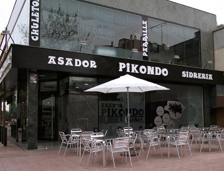 Asador Sidrería Pikondo