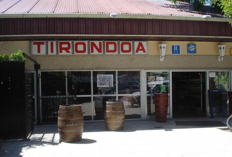 Asador Tirondoa