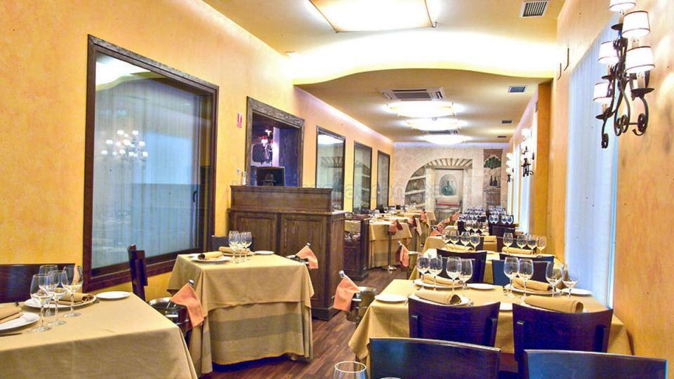 Aynaelda Restaurante