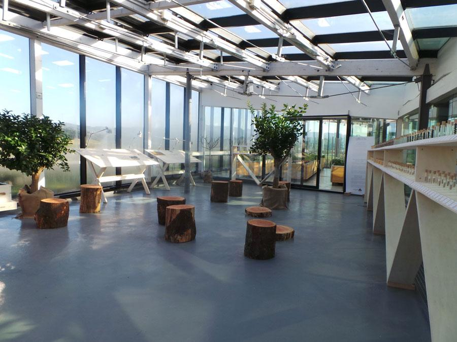Centro de Sostenibilidad de Azurmendi