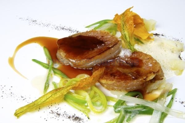 Restaurante bal d 39 onsera zaragoza for Cocina aragonesa zaragoza