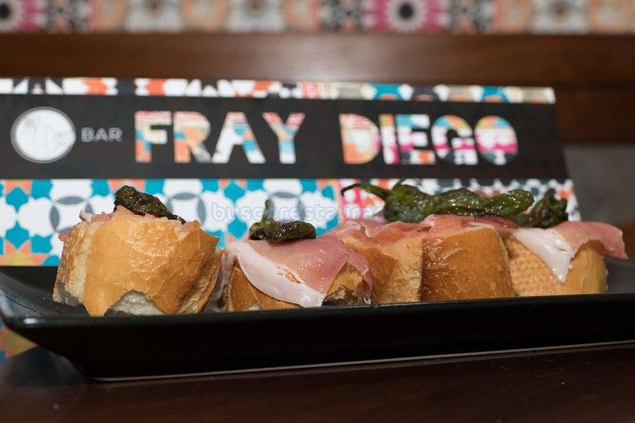 Bar Fray Diego
