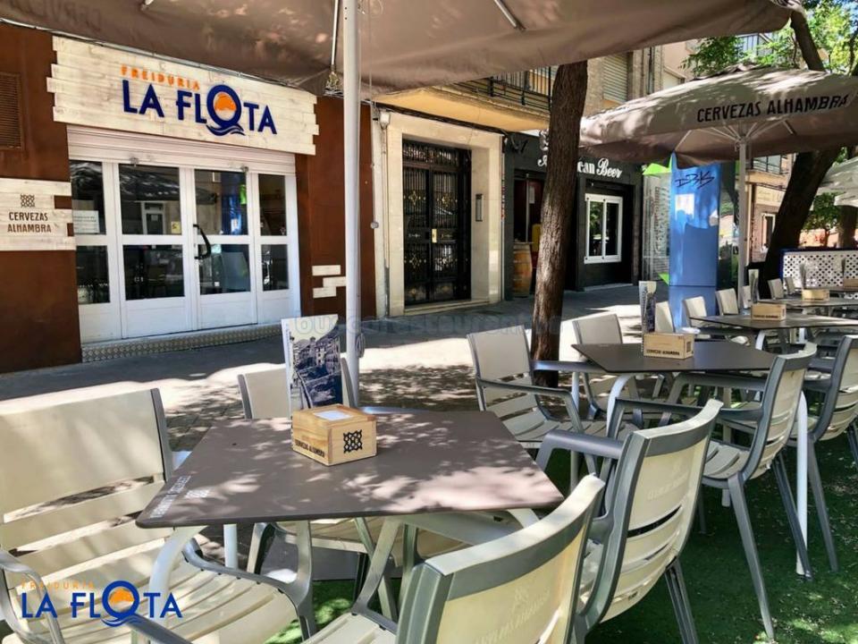 Bar Freiduría La Flota