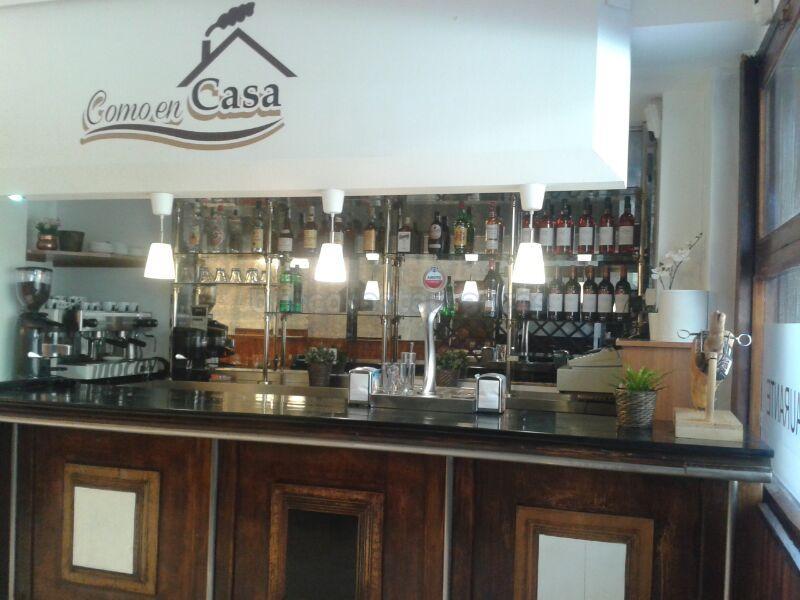 Restaurante bar restaurante como en casa sabi nigo - Catering como en casa ...