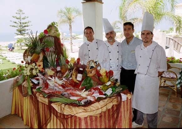 Restaurante Hotel Fuerte Conil