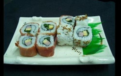 Beef & Sushi