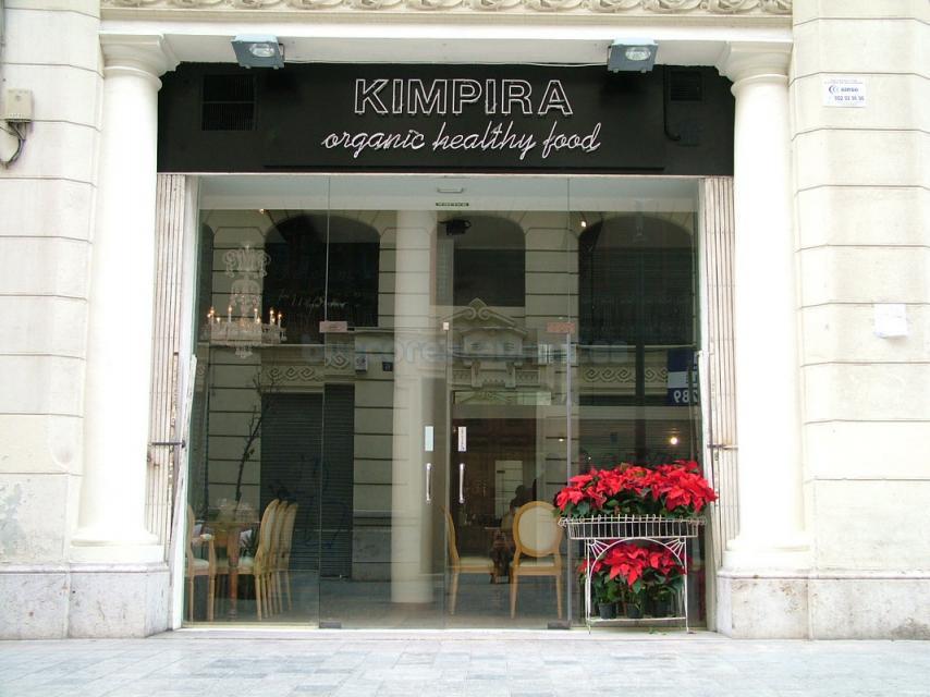 Bio restaurante Kimpira