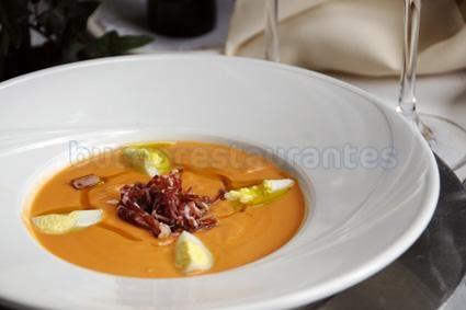 Bodegas Campos. Gastronomía.