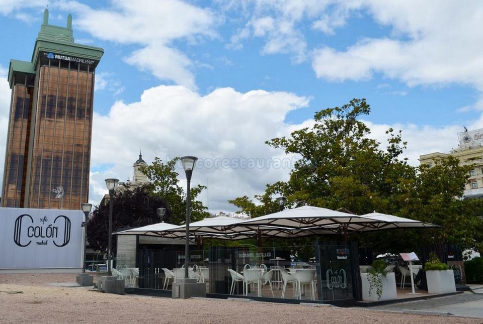 Restaurante Café Colón Madrid Madrid