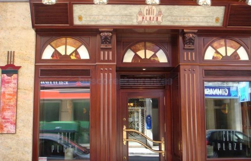 Café Plaza - Gijón