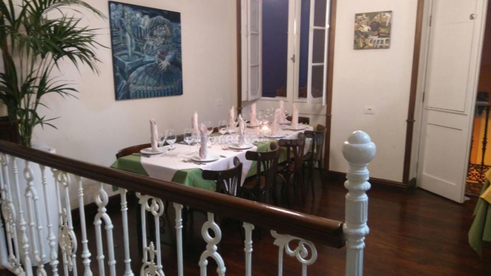 Café Restaurante La Fuente, Reservado Planta alta.