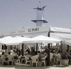Cafetería - Freiduría El Port