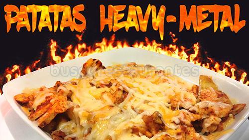Patatas Heavy-Metal