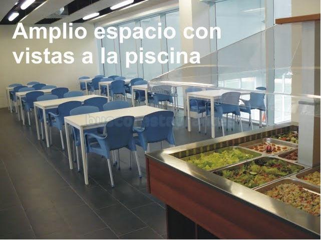 Restaurante cafeteria restaurante la piscina paiporta for Piscina paiporta