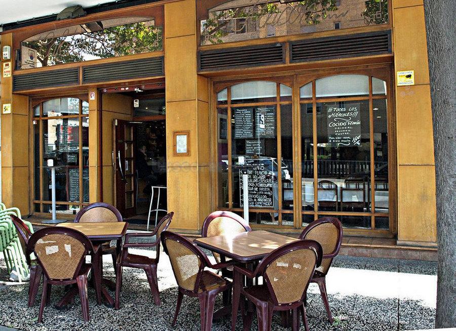 Cafetería Rincón