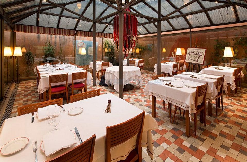 Restaurante Cal Ton. Vilafranca del Penedes.