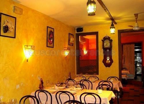 Restaurante can farigola la roca del vall s for Restaurante la roca