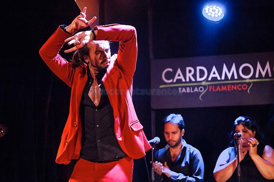 Bailaor flamenco Roberto Chamizo
