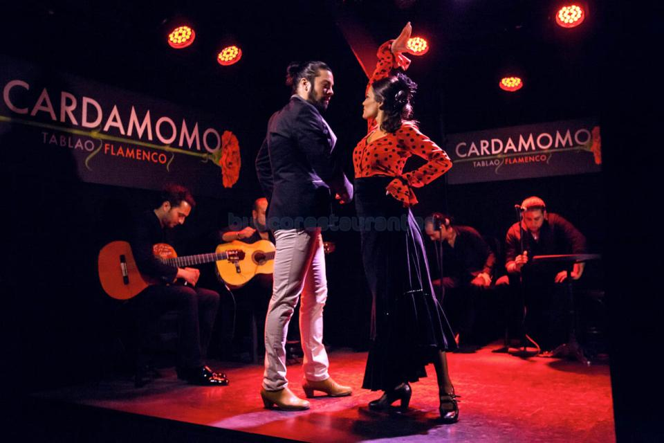 Cardamomo Tablao Flamenco