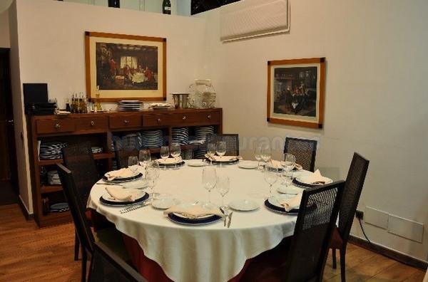 Restaurante casa amura vigo for Casa moderna vigo