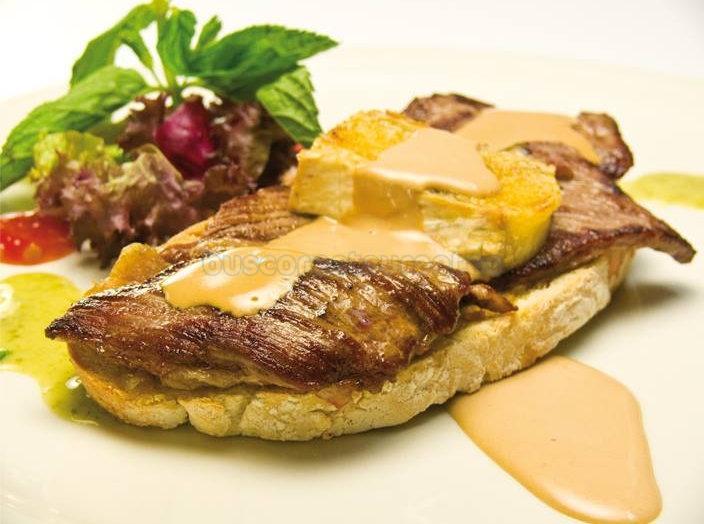Restaurante casa camu alvarez de castro madrid for Alvarez de castro