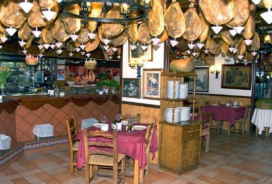 Restaurante casa el cherro murcia for Restaurante casa jardin murcia