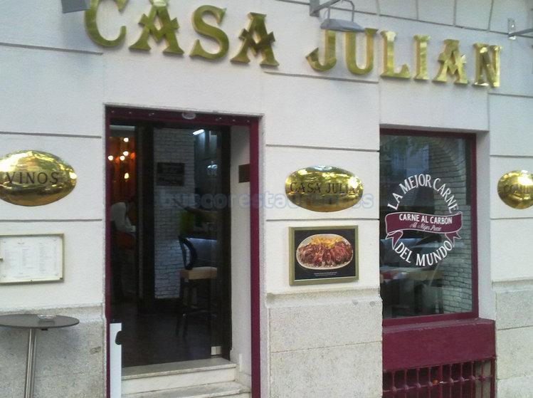 Restaurante casa julian manzanares el real - Casa en manzanares el real ...
