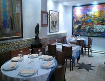 Restaurante casa perela murcia for Restaurante casa jardin murcia