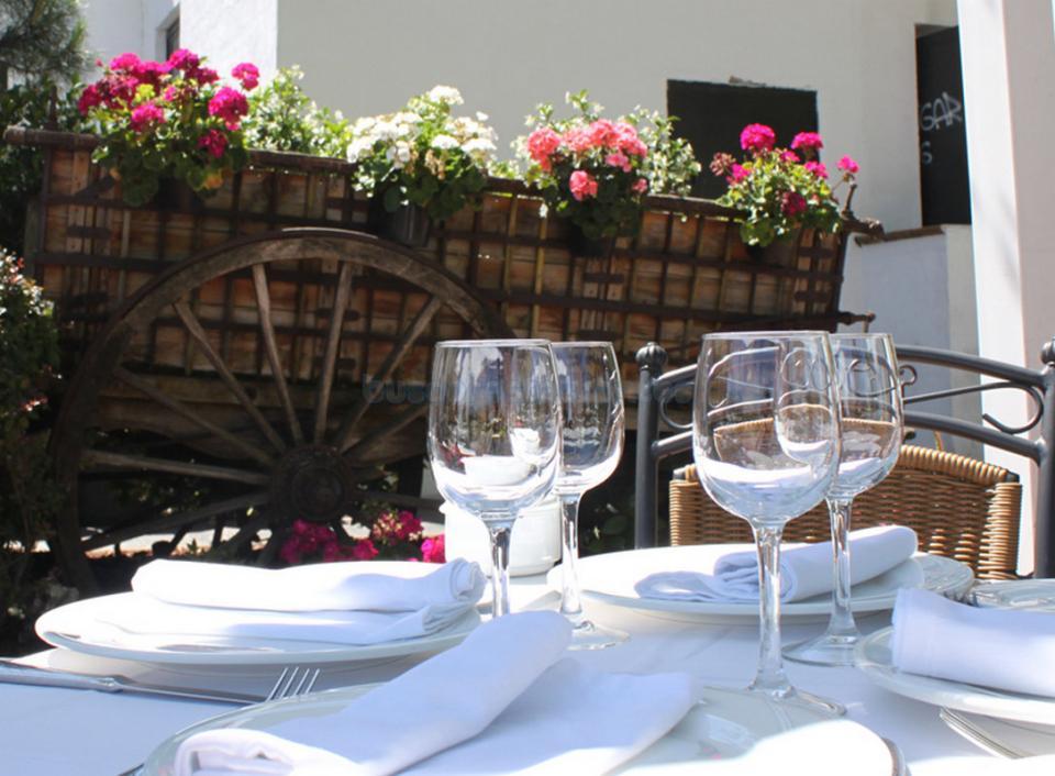 Restaurante casa santa cruz alcorc n - Casa santa cruz ...