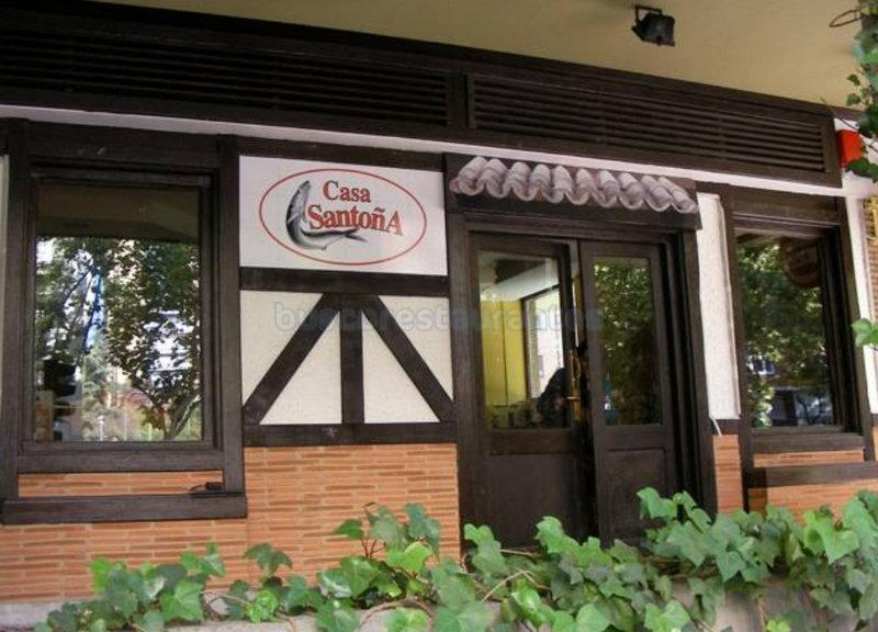 Restaurante casa santo a avenida de nazaret madrid - Casa santona madrid ...