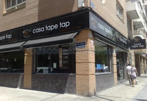Casa Tape-Tap