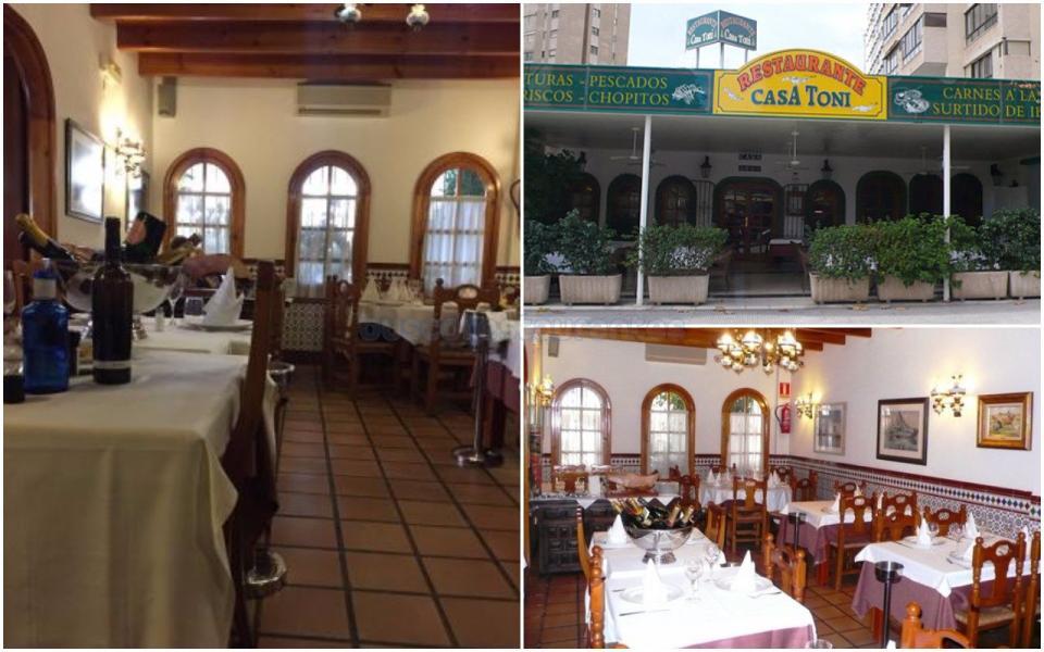 Restaurante casa toni benidorm - Restaurante mi casa alicante ...