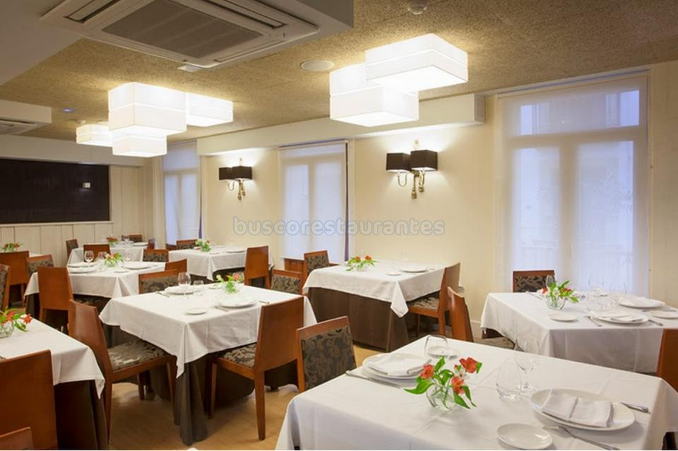 Restaurante casa urola donostia san sebasti n - Restaurante kaskazuri san sebastian ...