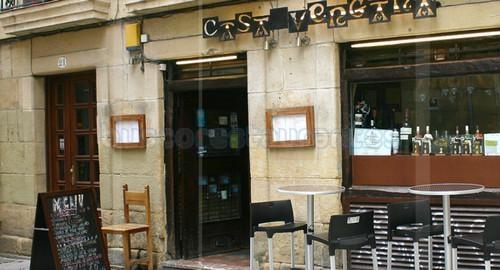 Restaurante casa vergara donostia san sebasti n - Restaurante kaskazuri san sebastian ...