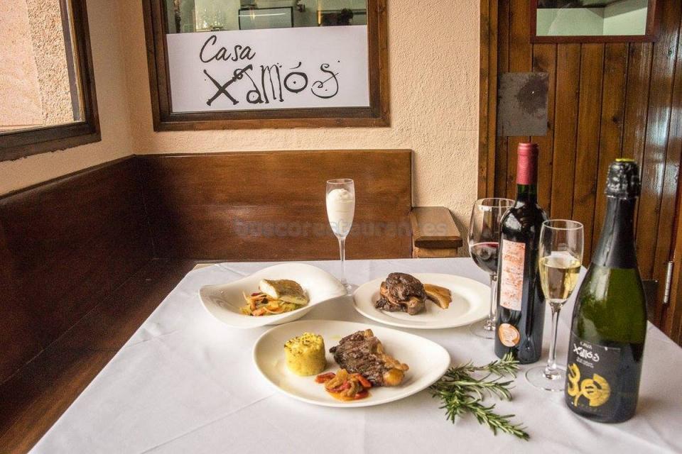 Gastronomía de mercado y calidad
