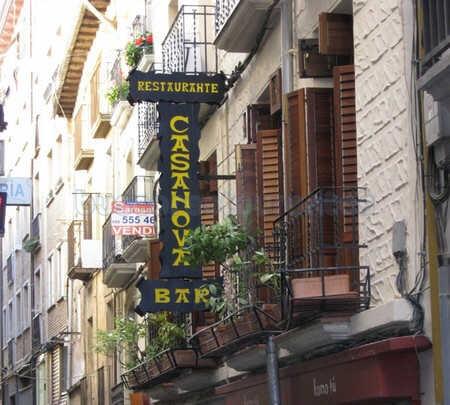 Restaurante Casanova. Lizarra / Estella.