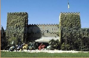Castell Medieval Comte de Valltordera